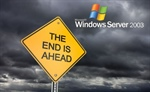 Is the end of support for Windows Server 2003 a cause for panic?